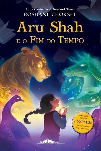 Aru Shah 1: O Fim do Tempo