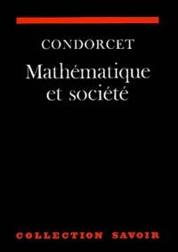 Roshdi Rashed et  Condorcet - .