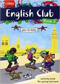 Rosi McNab - English Club - Book 2. 1 Cédérom