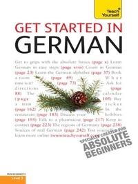 Rosi McNab - Get Started in Beginner's German: Teach Yourself.