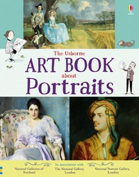 Galabria.be Art book about portraits Image
