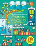 Rosie Dickins - Découvrons ensemble fractions et nombres décimaux.