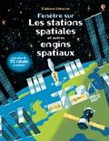 Rosie Dickins et Kellan Stover - Fenêtre sur les stations spatiales et autres engins spatiaux.