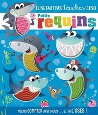 Rosie Greening - Il ne faut pas toucher cinq petits requins.