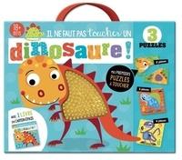 Rosie Greening et Stuart Lynch - Il ne faut pas toucher un dinosaure !.
