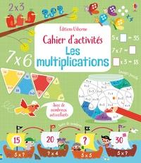 Rosie Hore - Cahier d'activités Les multiplications.