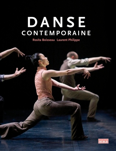 Rosita Boisseau et Laurent Philippe - Danse contemporaine.