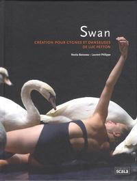 Rosita Boisseau et Laurent Philippe - Swan - Création pour cygnes et danseuses.