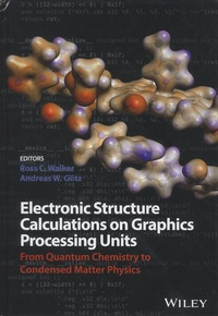 Deedr.fr Electronic Structure Calculations on Graphics Processing Units - From Quantum Chemistry to Condensed Matter Physics Image