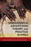 Rotimi Williams Olatunji et Beatrice Adeyinka Laninhun - Dimensions of advertising theory and practice in Africa.