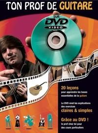Roux Denis - Ton prof de guitare acoustique + dvd.