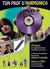 Roux Dupeu - Ton prof d'harmonica + dvd.