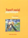 Rouzel Joseph - Travail social et psychanalyse.