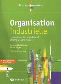 Organisation industrielle - Dynamique des marchés et stratégies des firmes.pdf
