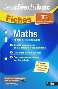 Roxane Duroux - Maths Tle S spécifique et spécialité.