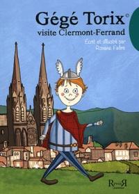 Accentsonline.fr Gégé Torix visite Clermont-Ferrand Image