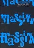 Roxane Jubert et Margo Rouard-Snowman - Massin et le livre - La typographie en jeu, édition bilingue français-anglais.