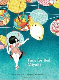 Roxane Marie Galliez et Seng Soun Ratanavanh - Time for Bed, Miyuki.
