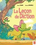Roxane Tilman et Sébastien Spagnolo - La leçon de diction.