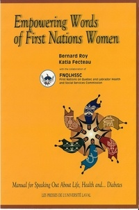 Roy et  Fecteau - Empowering words of first nations women.