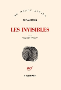 Roy Jacobsen - Les invisibles.