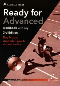 Checkpointfrance.fr Ready for Advanced - Workbook with Key Image