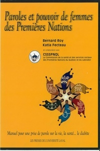 Roy et  Fecteau - Paroles et pouvoir de femmes des premières nations.