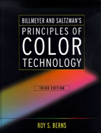 Openwetlab.it Billmeyer and Saltzman's Principles of Color Technology. 3rd Edition Image
