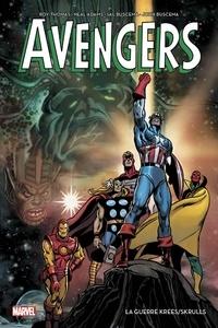 Roy Thomas et Neal Adams - Avengers  : La guerre Krees / Skrull.