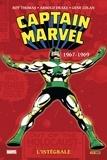 Roy Thomas et Arnold Drake - Captain Marvel  : L'intégrale 1967-1969.