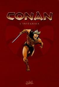 Roy Thomas et Barry Windsor-Smith - Conan l'Intégrale  : Coffret en 3 volumes : Tomes 1 à 3.