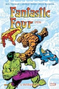 Roy Thomas et George Pérez - Fantastic Four l'Intégrale  : 1976.