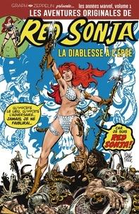 Roy Thomas et Bruce Jones - Les aventures originales de Red Sonja Tome 1 : Les années Marvel - 1975-1976.