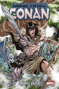 Roy Thomas et Jim Zub - Savage Sword of Conan Tome 2 : Conan le joueur.
