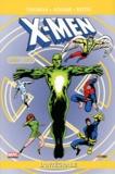 Roy Thomas et Neal Adams - X-Men l'Intégrale  : 1969-1970.