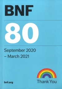 Royal Pharmaceutical Society - BNF 80 - September 2020-March 2021.