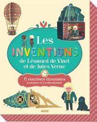 Rhonealpesinfo.fr Les inventions de Léonard de Vinci et de Jules Verne - 6 machines étonnantes à monter et à collectionner Image