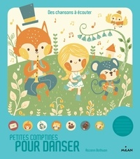 Rozenn Bothuon - Petites comptines pour danser.