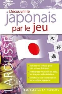 Rozenn Etienne et Miho Isobe - Découvrir le japonais par le jeu.