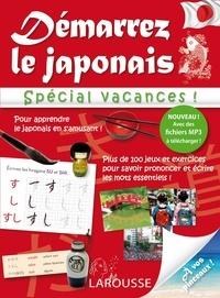 Rozenn Etienne - Démarrez le japonais - Spécial vacances !.