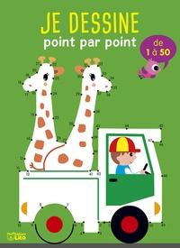 Rozenn Follio-Vrel - Je dessine point par point de 1 à 50.