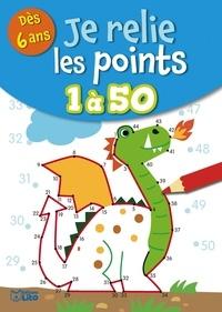 Rozenn Follio-Vrel - Je relie les points de 1 à 50.