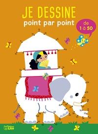 Rozenn Follio-Vrel - L'éléphant 1 à 50.