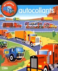 Rozenn Follio-Vrel - Les camions - Autocollants.
