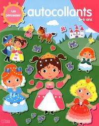 Rozenn Follio-Vrel - Les princesses !.