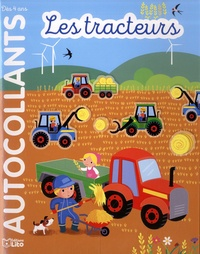 Rozenn Follio-Vrel - Les tracteurs.
