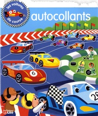 Rozenn Follio-Vrel - Les voitures de course.