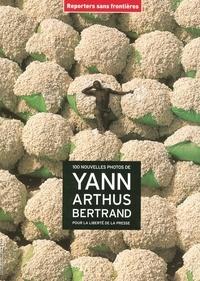 RSF - 100 nouvelles photos de Yann Arthus-Bertrand pour la liberté de la presse.