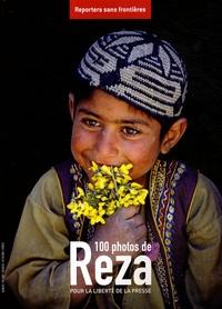 RSF - 100 Photos de Reza pour la liberté de la presse.