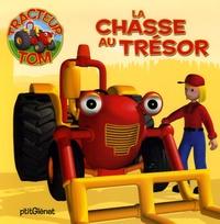 Rubber Duck - Tracteur Tom  : La chasse au trésor.